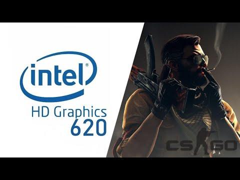 Counter Strike Global Offensive   Intel HD Graphics 620   I5 7200U   Test Gameplay
