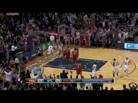 NBA Game Winning Shots/Buzzer Beaters from the 2009 2010 Season and Playoffs