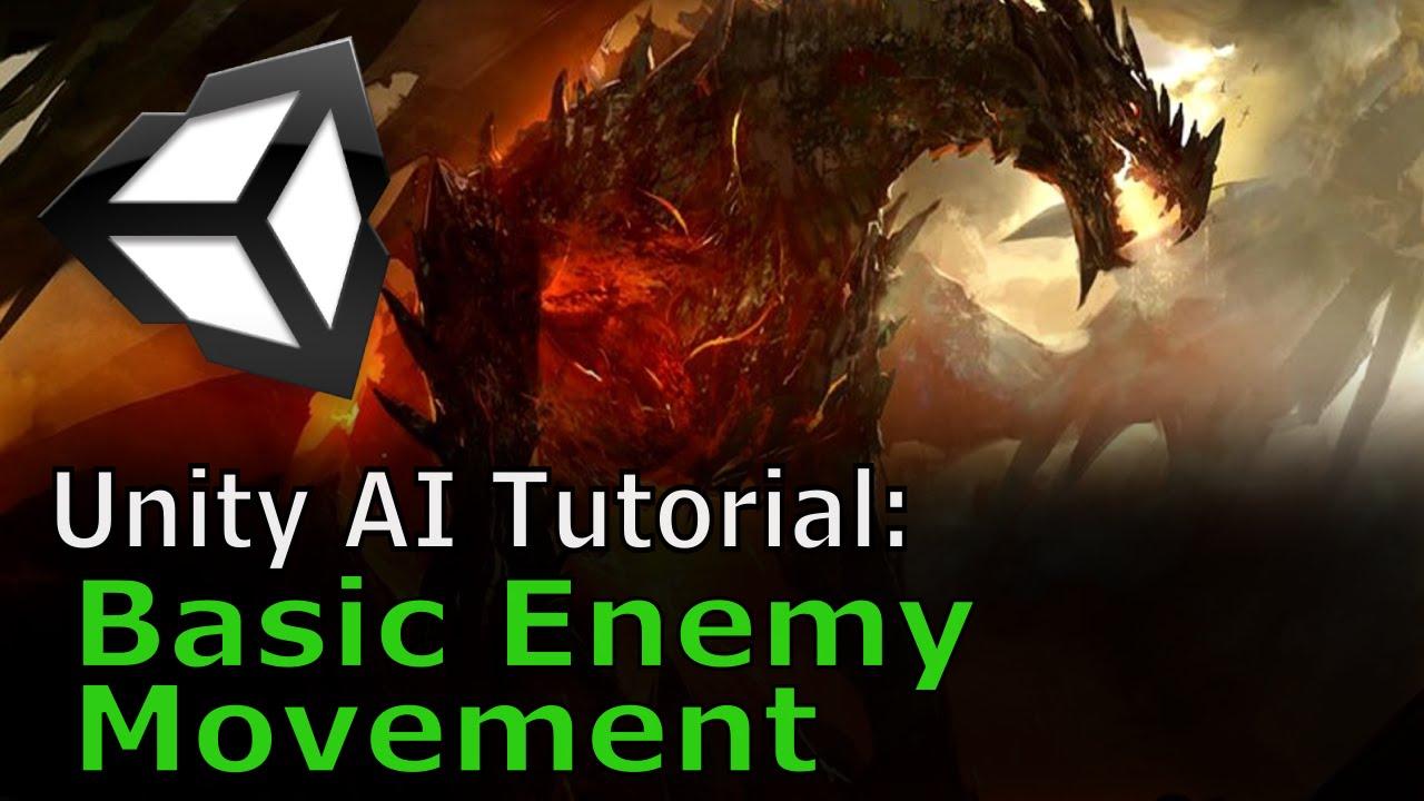 how to make enemy capsul unity 5