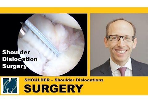 Shoulder Dislocation - Bankart Lesion