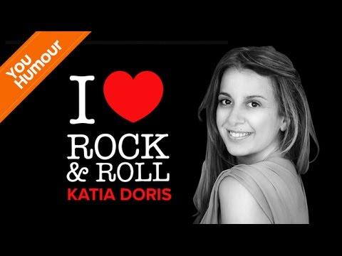 KATIA DORIS - I love rock'n'roll