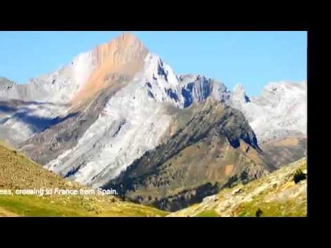 Hiking in Spain and Andorra, summer 2015 ver 2