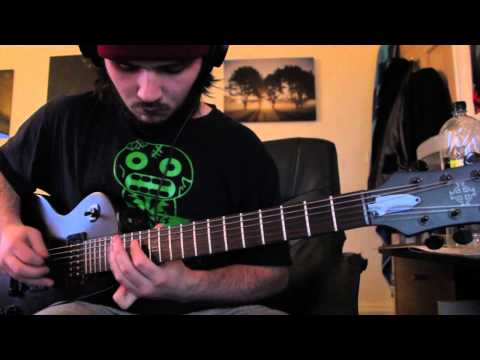 Biffy Clyro - Little Hospitals Guitar Cover