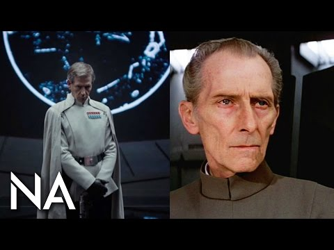 Thumbnail: If That's Tarkin, Rogue One is Going to be Incredible for Star Wars