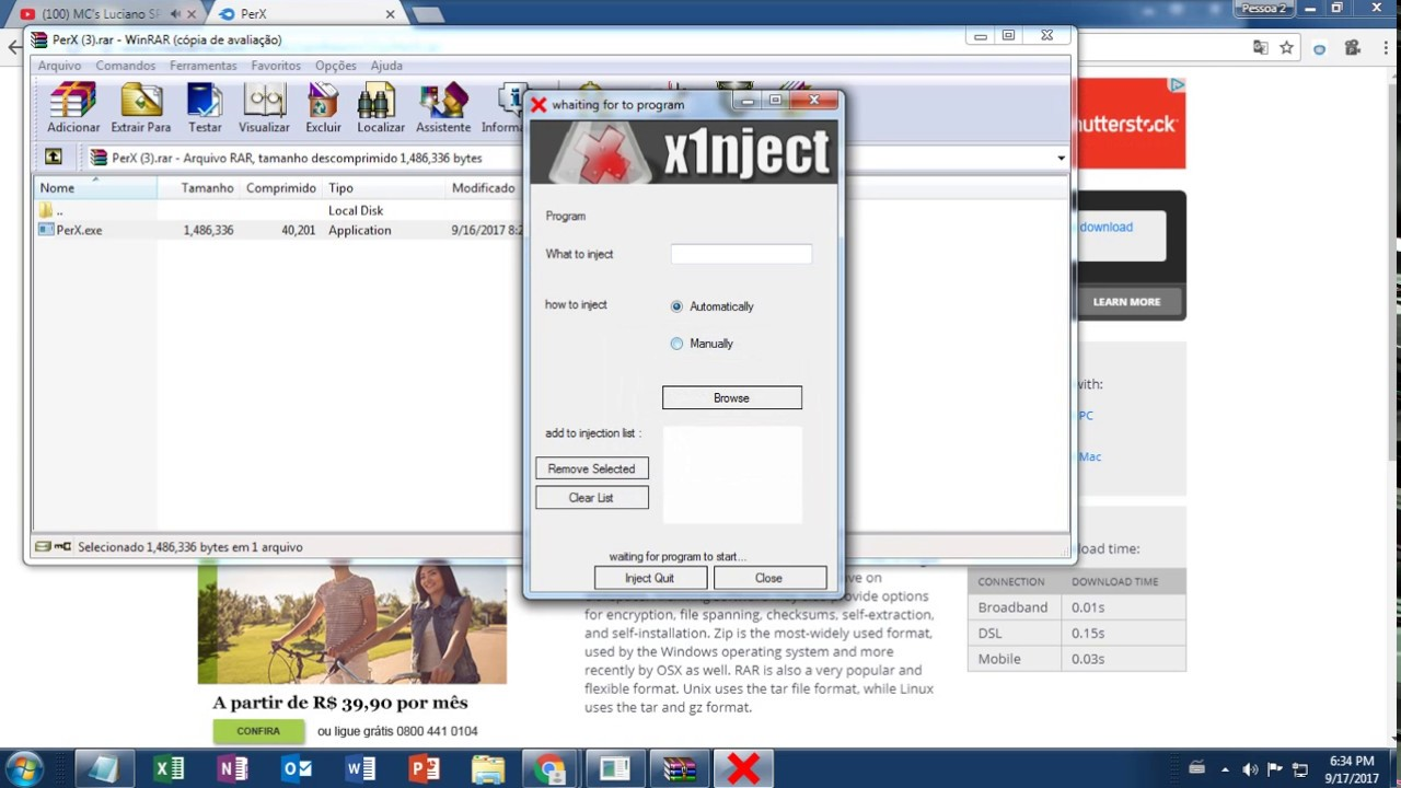 Tutorial] how to use perx injector for pointblank | ramleague.