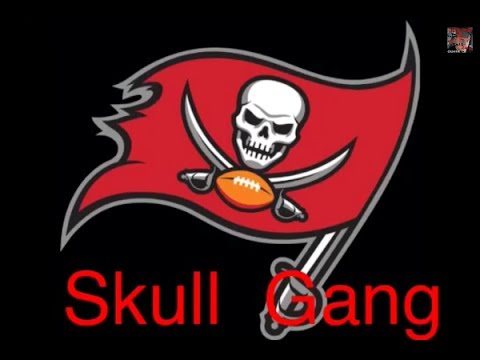 Buccaneers 2014 fan anthem Skull Gang