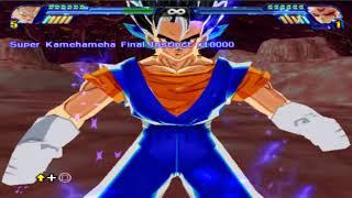 Vegito ultra instinto evolution VS Goku y Vegeta omnisciente l DBZBT3