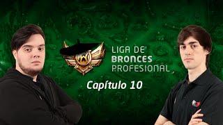 [LBP] Liga de Bronces Profesional: Capítulo 10