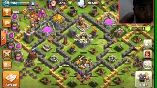 Clash Of Clans 《JustJ!nx is Really Unstoppable》