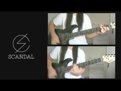 SCANDAL   Hon wo Yomu 【 本を読む 】  Guitar Cover