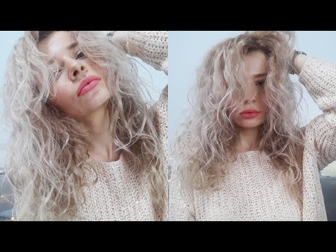 DIFFUSER WAVY CURLY HAIR TUTORIAL | Awesome Hairstyles ✔