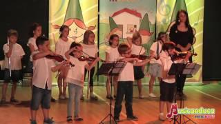 Marcha del toreador - Alumnos de Mi violín 1 - Festival Musizón 2016