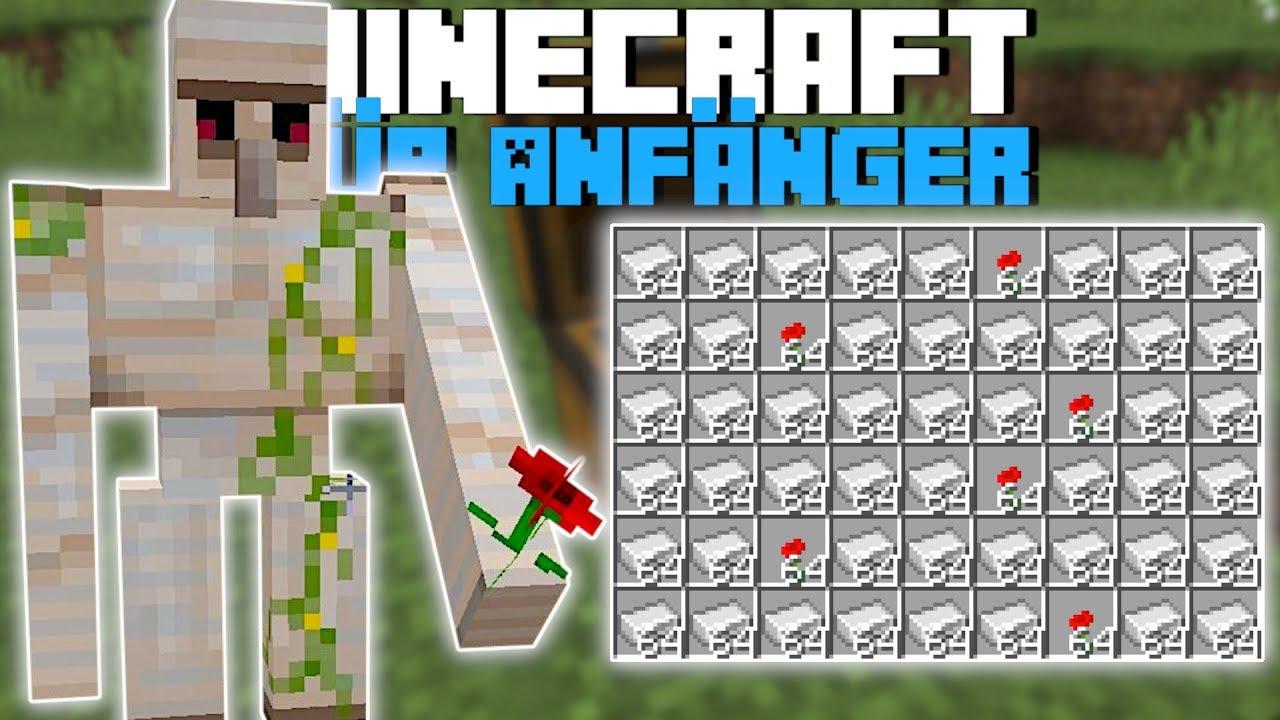 Download Wie baut man eine automatische Eisenfarm in Minecraft 1.16 | Minecraft für Anfänger Tag LarsLP