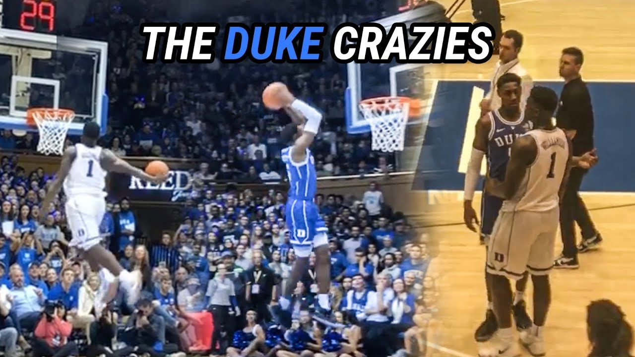 zion-williamson-rj-barrett-more-put-on-show-at-duke-for-the-cameron-crazies-full-highlights