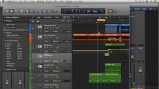 Logic Pro X Tutorial | Bouncing the Track