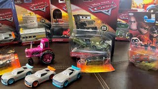 Family Toy Review Disney Cars Dinotrux Thomas Viyoutube Com