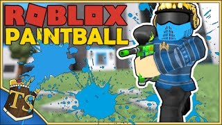 Dansk Roblox | Mad Paintball 2 - Kæmpe Killstreak!