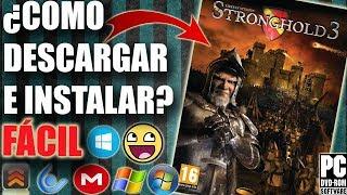 Descargar e Instalar Stronghold 3 Gold Edition para PC Full En Español (Fácil)