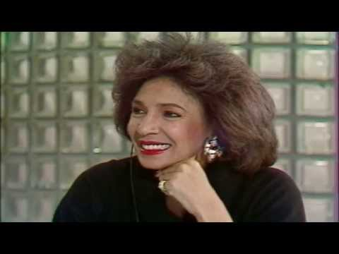 Shirley Bassey Interview for French TV -1987-