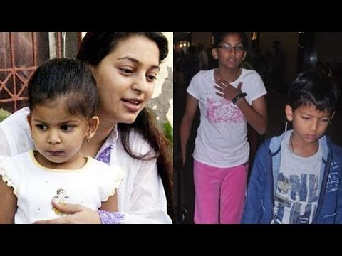 Is Juhi Chawla A Great Actress Or A Great Mother?