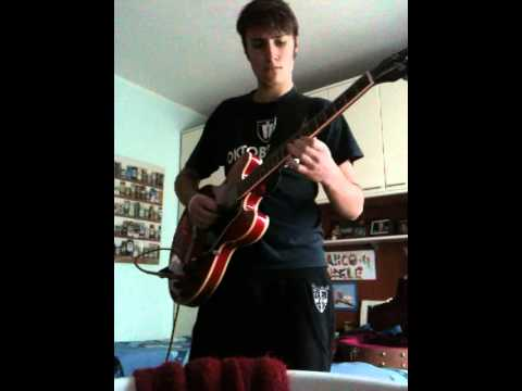 MUSICA FLY PROJECT – GUITAR COVER MARCO FONTANA