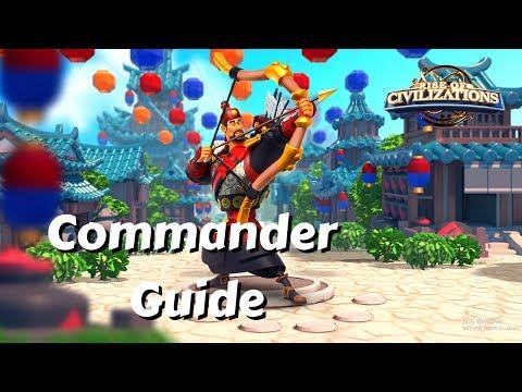 Commander Guide: Yi Seong-Gye - INSANE AOE Damage | Rise of Civilizations