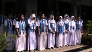 Wisuda SMP 147 Jakarta, TA 2014/2015 Part 9