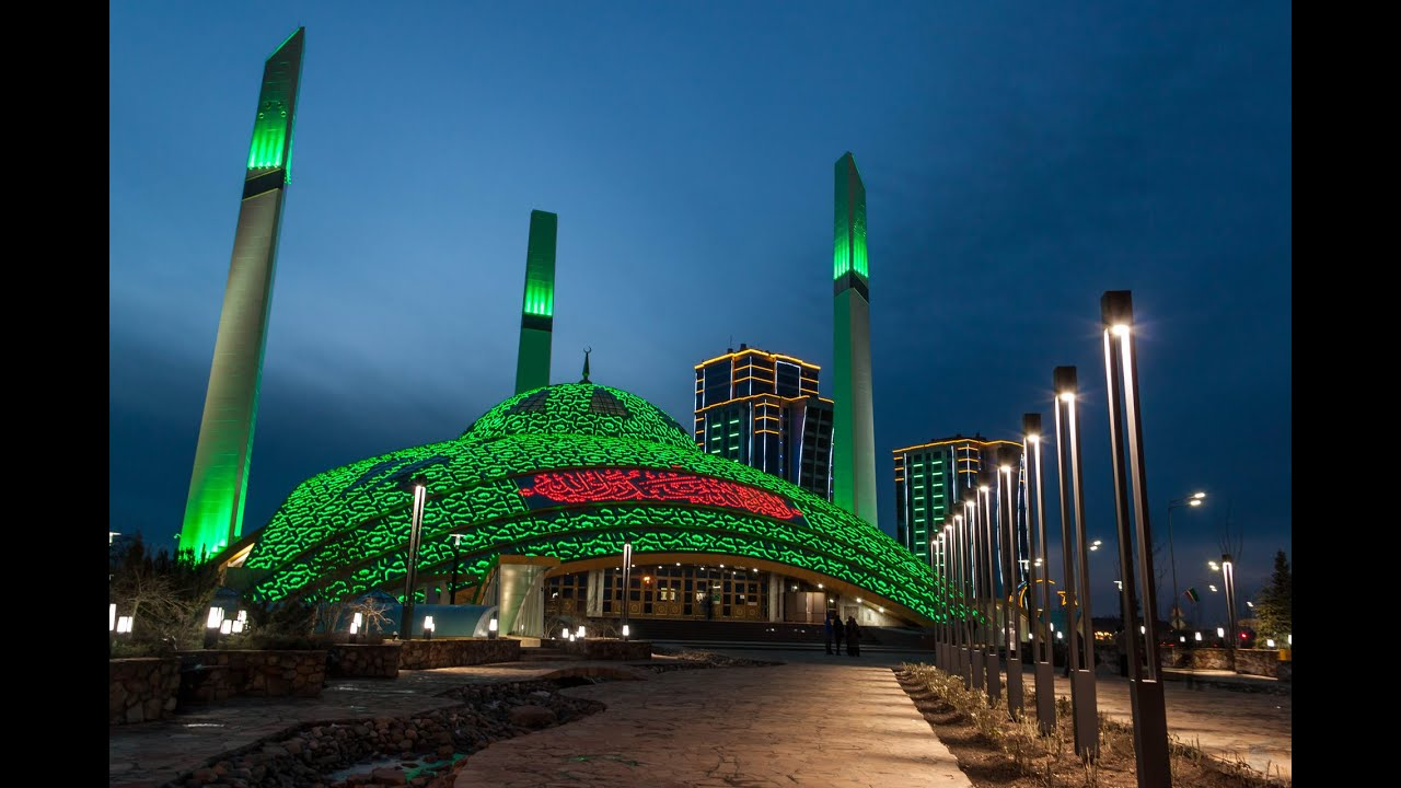 Мечеть В Аргуне Фото