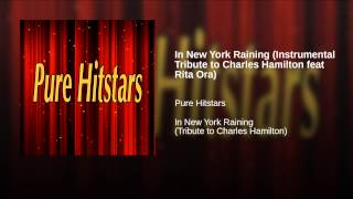 In New York Raining (Instrumental Tribute to Charles Hamilton feat Rita Ora)