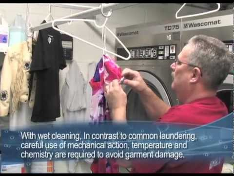 Curtis Cleaners - Wet Cleaning
