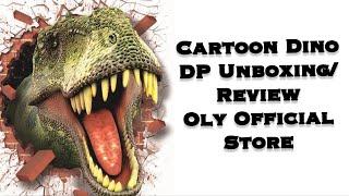Cartoon-Dinosaurier-DP-Unboxing/Review - Oly Offiziellen Shop