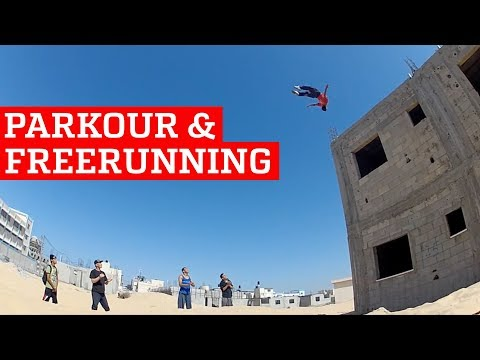World best PARKOUR and FREERUNNING || Way to live life 2017
