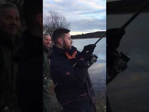 Scottish 25lb Pike Dead Bait Fishing Scotland