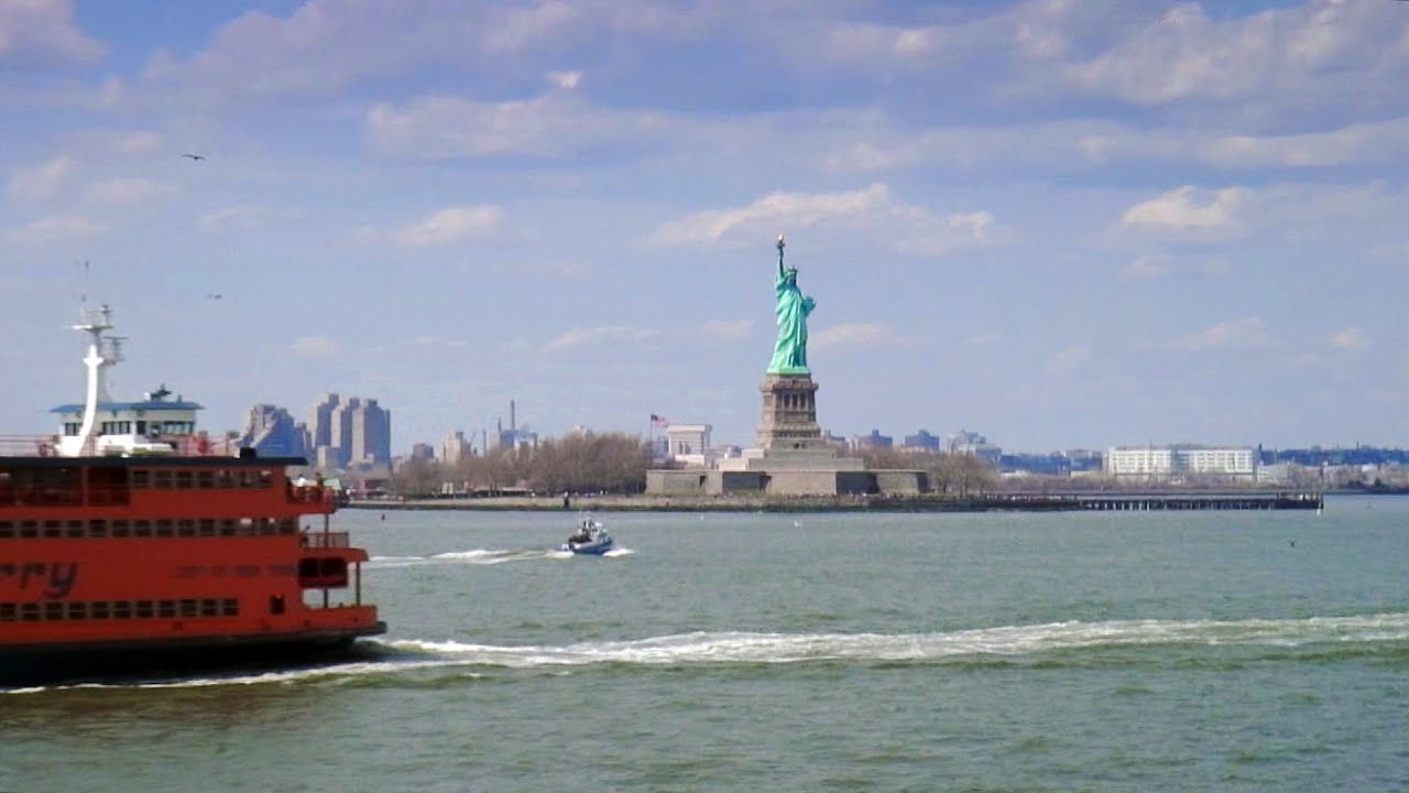 ferry gratis new york