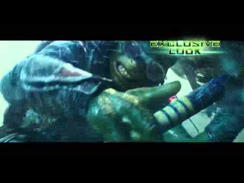 """Teenage mutant ninja turtles 2014 clip """" Snow chase """""""