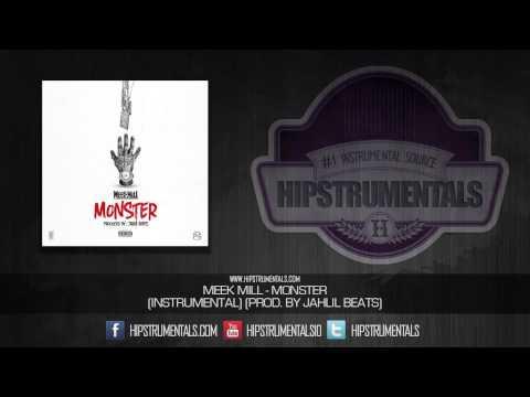 Meek Mill - Monster [Instrumental] (Prod. By Jahlil Beats) + DOWNLOAD LINK
