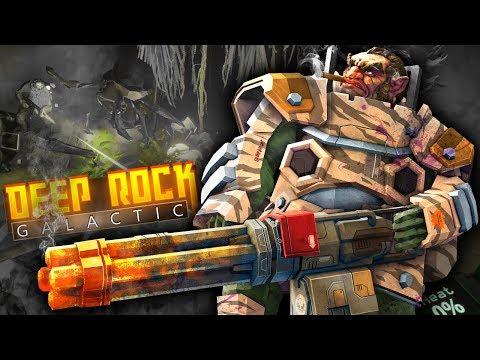 ВОТ ЖУЧАРЫ! ► Deep Rock Galactic |2|