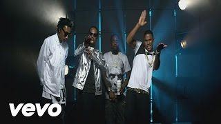 Смотреть клип Juicy J - Bounce It Ft. Wale, Trey Songz