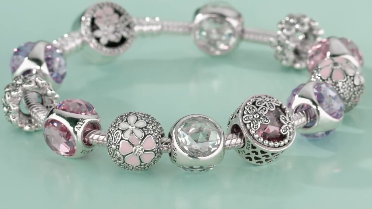Pandora Jewelry Spring Collection 2017 Youtube