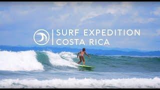 Surf Expedition Costa Rica Surf Camp & Yoga Retreat
