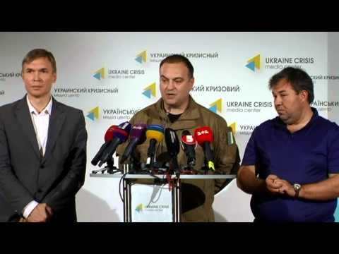 Mezhyhirya. Ukraine Crisis Media Center, 15th of September 2014
