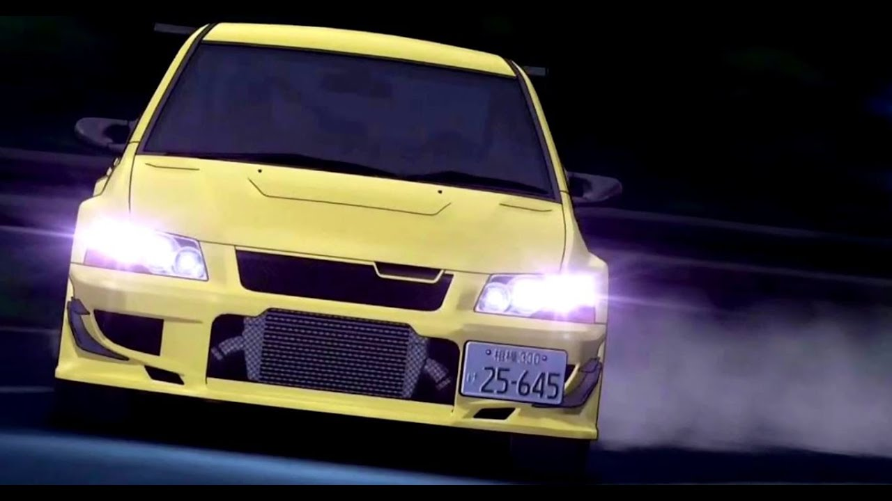 Cars That Start With C >> Mitsubishi Lancer Evolution VII GSR (CT9A) Exhaust Note ...
