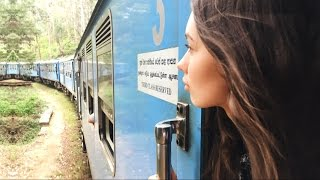 ШРИ-ЛАНКА ☀ чай, водопад, поезд