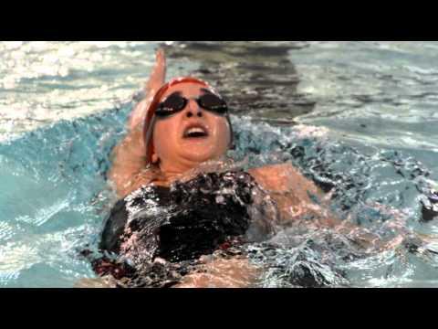 Duchesne Academy Omaha Swim Team 2015-16
