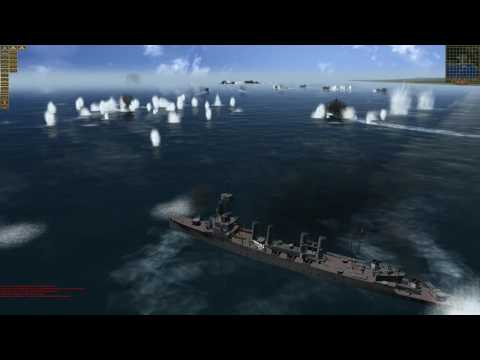 Pacific Storm Allies w/1.8.2 patch and mods