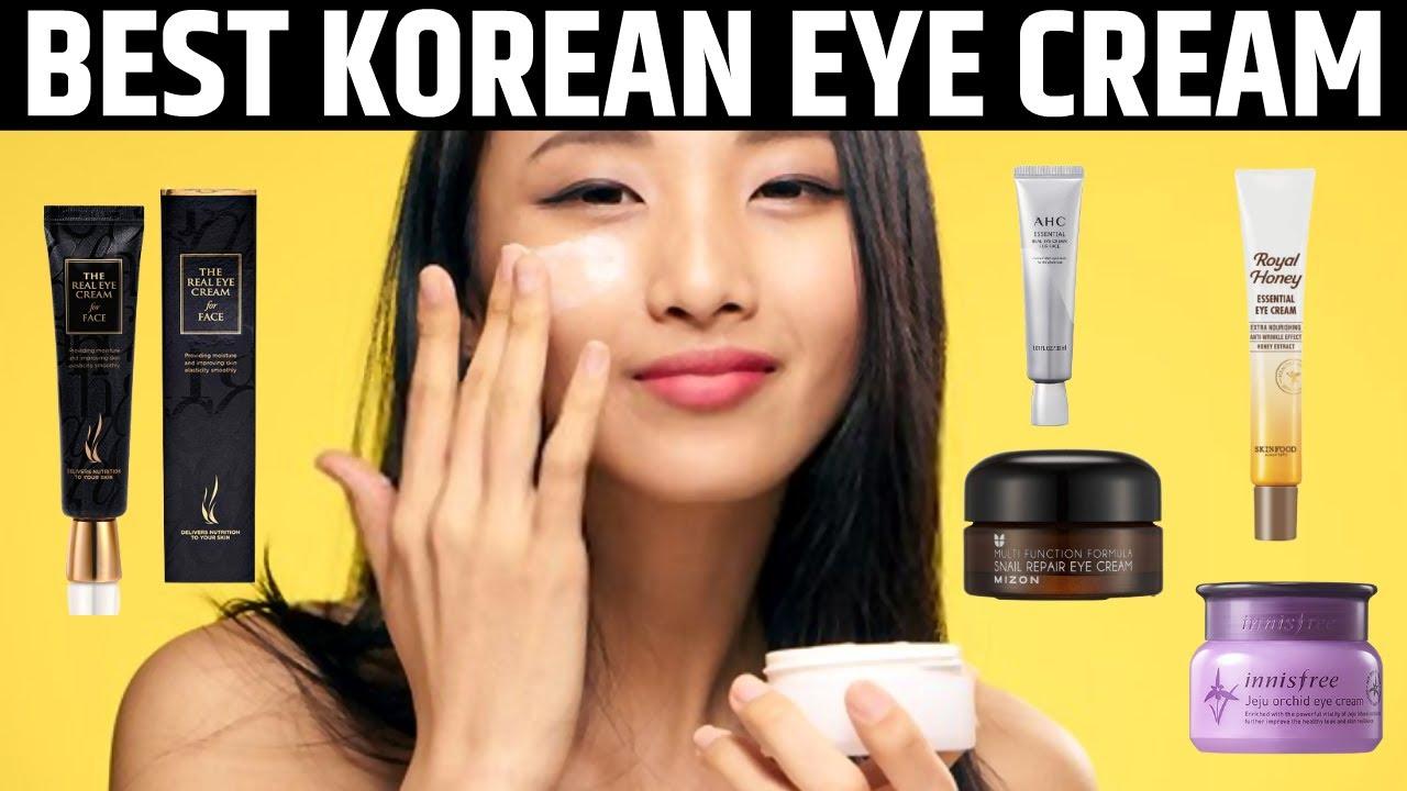 Best Korean Dark Circle Eye Cream Best Korean Eye Cream Review