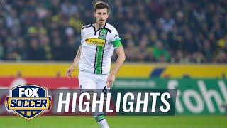 Nordtveit strike from distance seals Gladbach victory   2015–16 Bundesliga Highlights