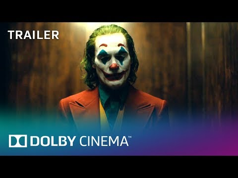 Joker - Trailer | Dolby Cinema | Dolby
