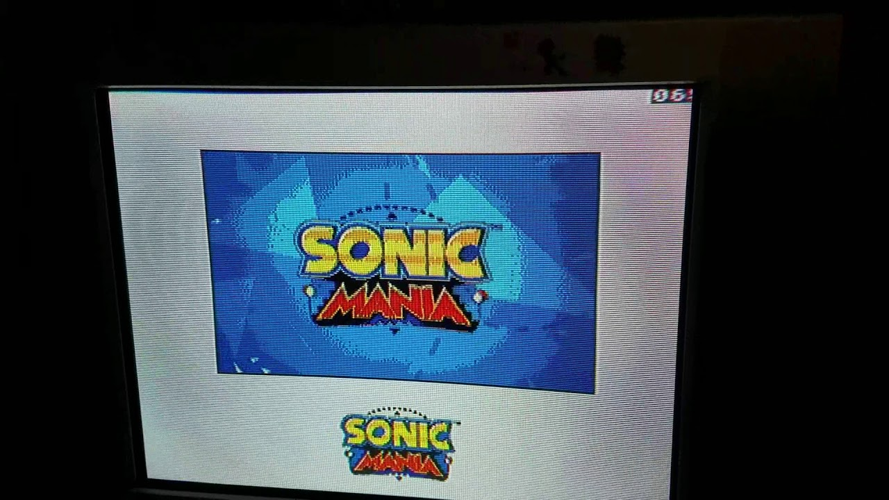 GR Pick: Check Out Sonic Mania's Intro Running on Genesis Hardware