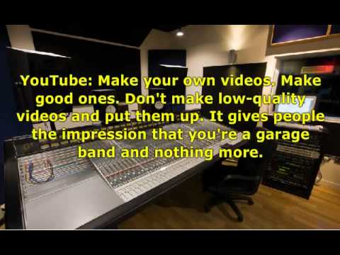 Music Marketing  One major key for your music career success